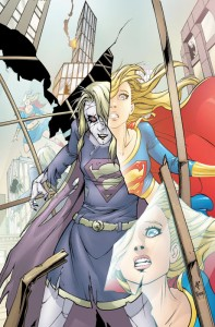 Amy Reeder's Supergirl