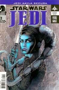 Jan Duursema Jedi Cover
