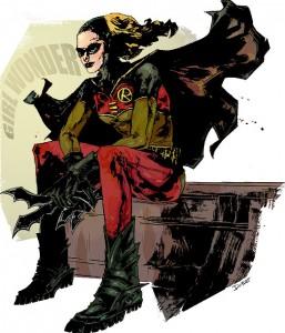 Ming Doyle's Third Robin