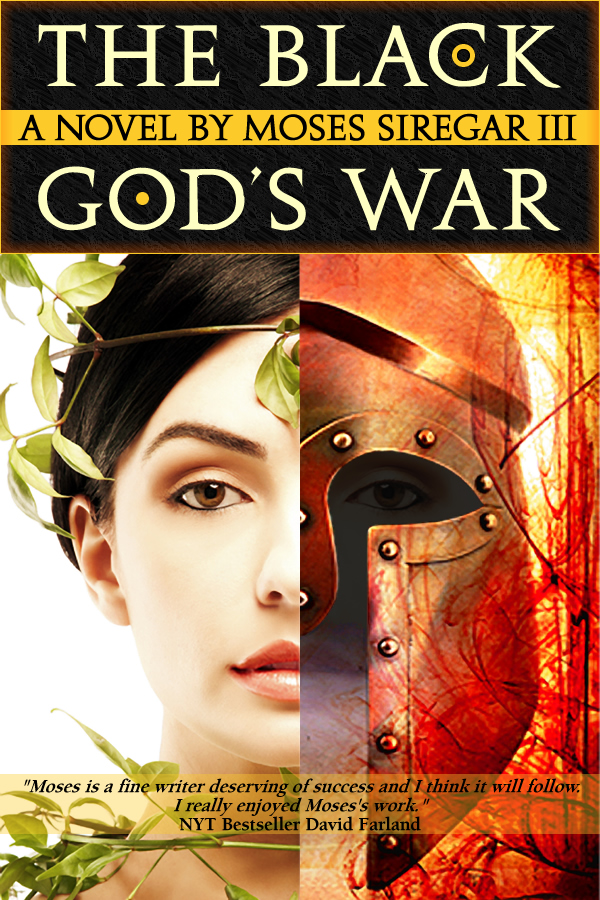 Sing, Muse! Moses Siregar III's The Black God's War - The