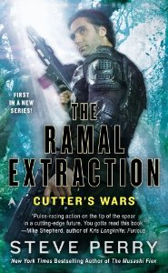 The Ramal Extraction - Cutter's Wars by Steve Perry