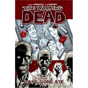 TheWalkingDeadVolumeOneCover