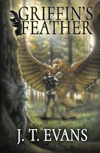 Griffins Feather by JT Evans