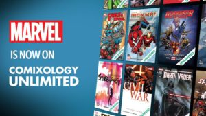 comiXology Unlimited - Marvel