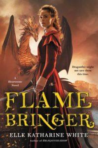 Flamebringer by Elle Katharine White
