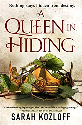 A Queen in Hiding by Sarah Kolzoff