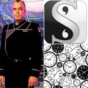 The Functional Nerds Episoe 433 - Babylon 5 writing and Scrivener and finding Time