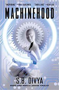 Machine Hood by S.B. Divya