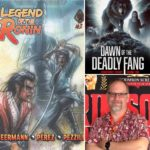 Travis Heermann author of Legend of the Ronin and Dawn of the Deadly Fang